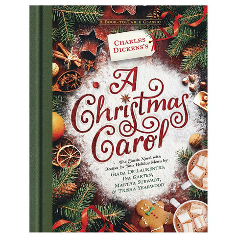 "Charles Dickens ""A Christmas Carol"" and Holiday Recipes"