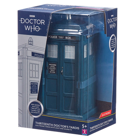 Doctor Who: Thirteenth Doctor's TARDIS Figure