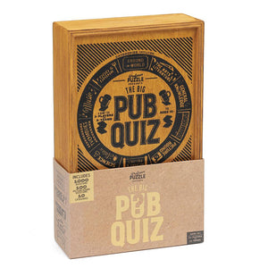The Big Pub Quiz Game