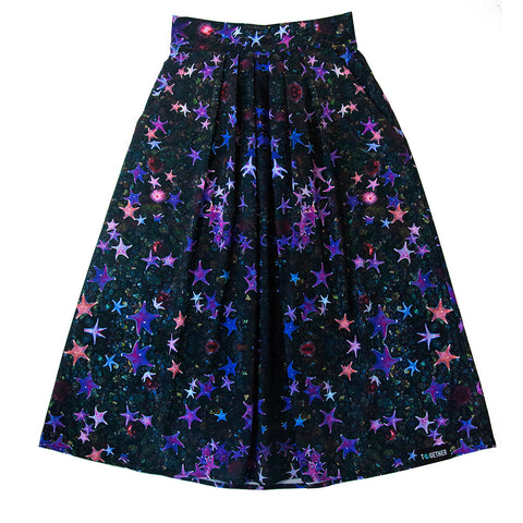 "BBC Earth: ""Sea Star"" Skirt"