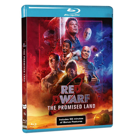 Red Dwarf: The Promised Land (Blu-ray)