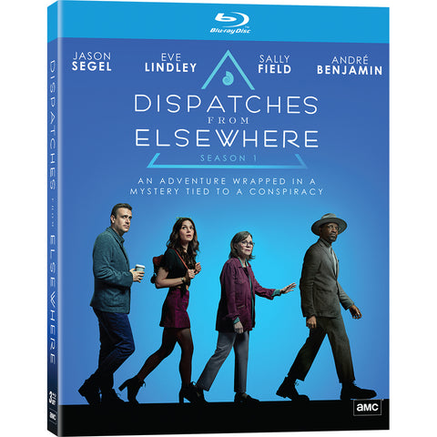 Dispatches From Elsewhere: Season 1 (Blu-ray)