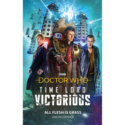 Doctor Who: All Flesh is Grass : Time Lord Victorious