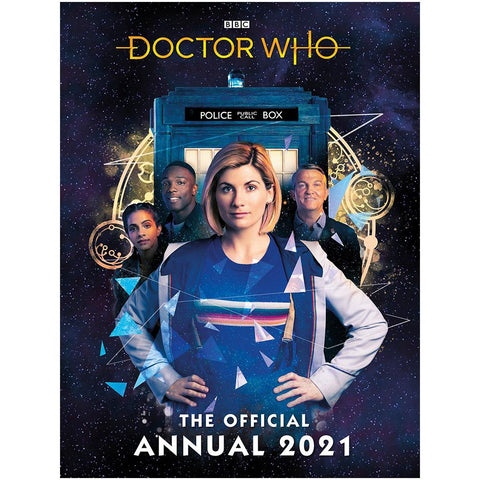 Doctor Who Official Annual 2021