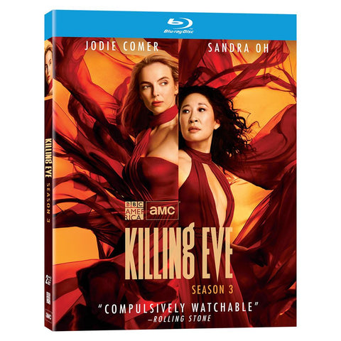 Killing Eve: Season 3 (Blu-ray)