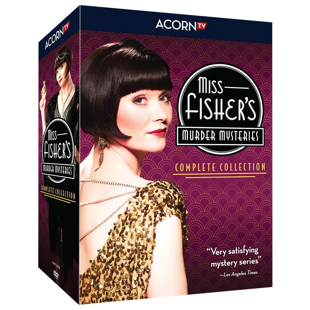 Miss Fisher's Murder Mysteries: The Complete Collection
