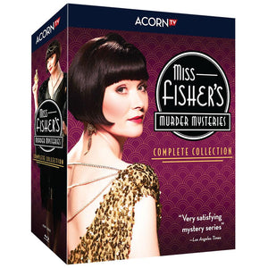 Miss Fisher's Murder Mysteries: The Complete Collection (Blu-ray)