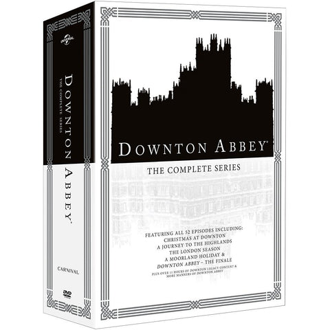 Downton Abbey: The Complete TV Series