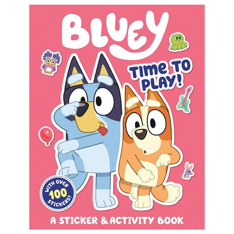 Bluey: Time to Play!
