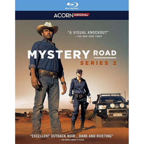 Mystery Road: Season 2 (Blu-ray)
