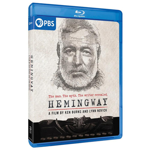 Hemingway: A Film by Ken Burns and Lynn Novick (Blu-ray)