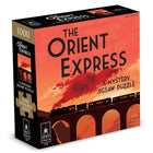 Murder Mystery Jigsaw Puzzle: The Orient Express