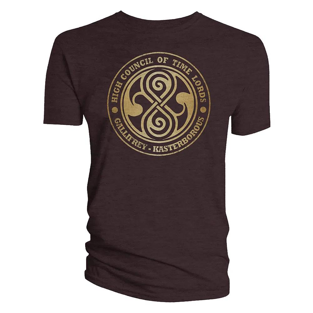 Doctor Who: High Council Of Time Lords T-Shirt