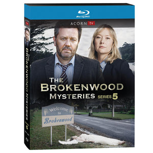 Brokenwood Mysteries: Season 5 (Blu-ray)