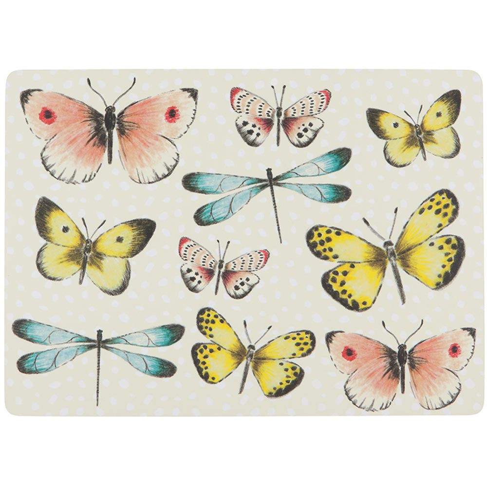Butterfly Friends Placemats