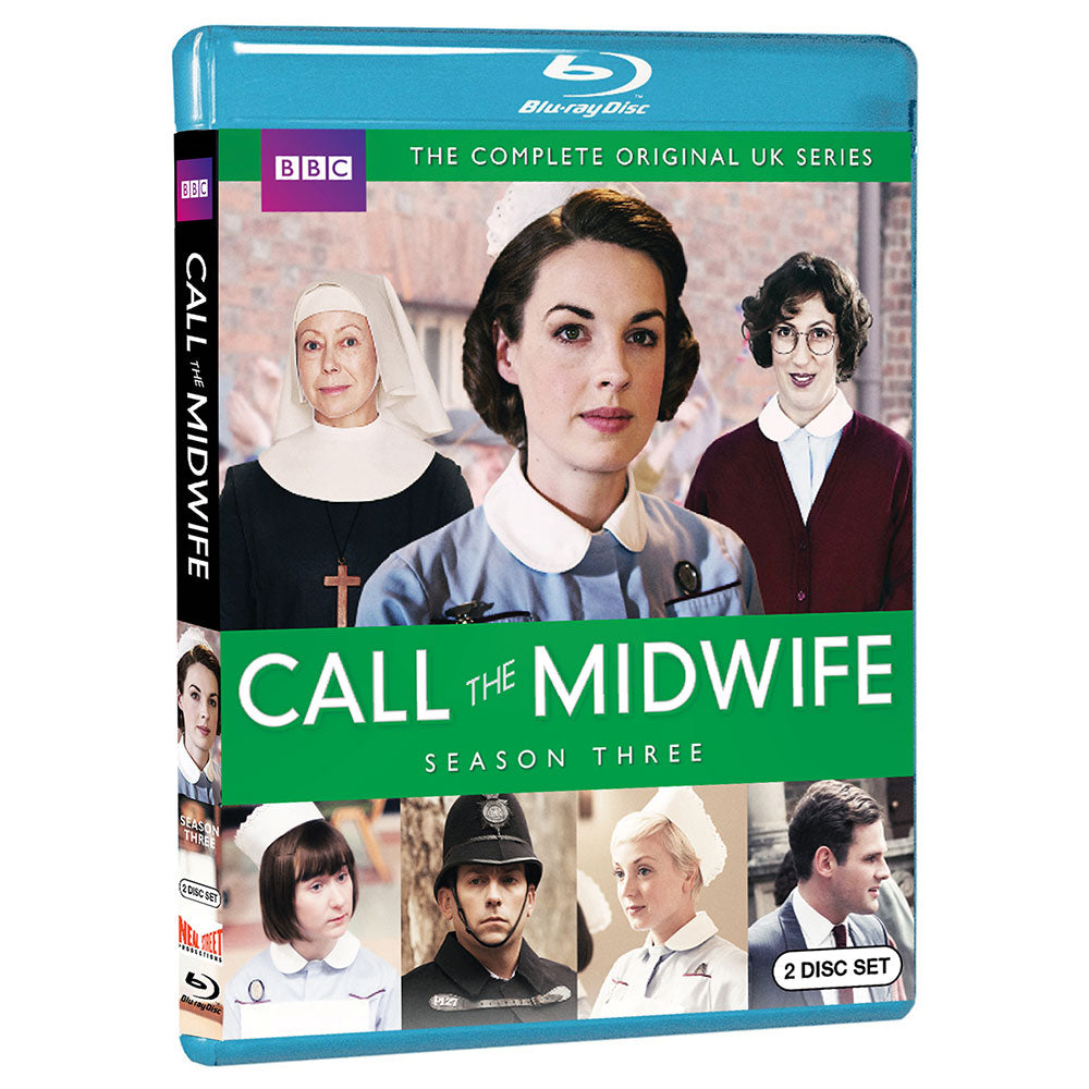 Call the Midwife: Season 3 (Blu-ray)