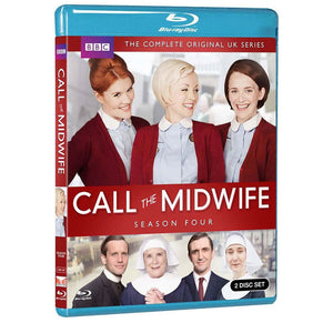 Call the Midwife: Season 4 (Blu-Ray)