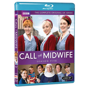 Call the Midwife: Season 5 (Blu-Ray)