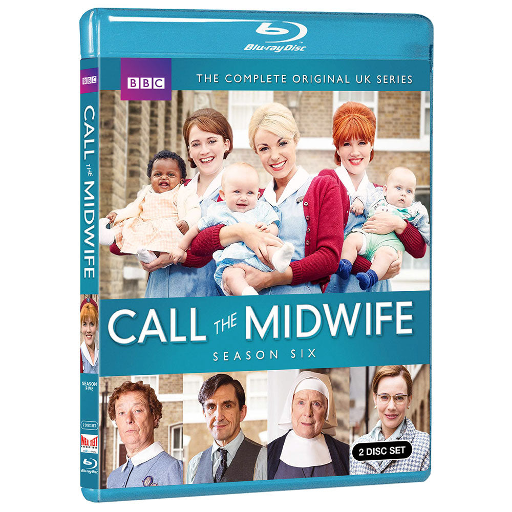 Call the Midwife: Season 6 (Blu-ray)