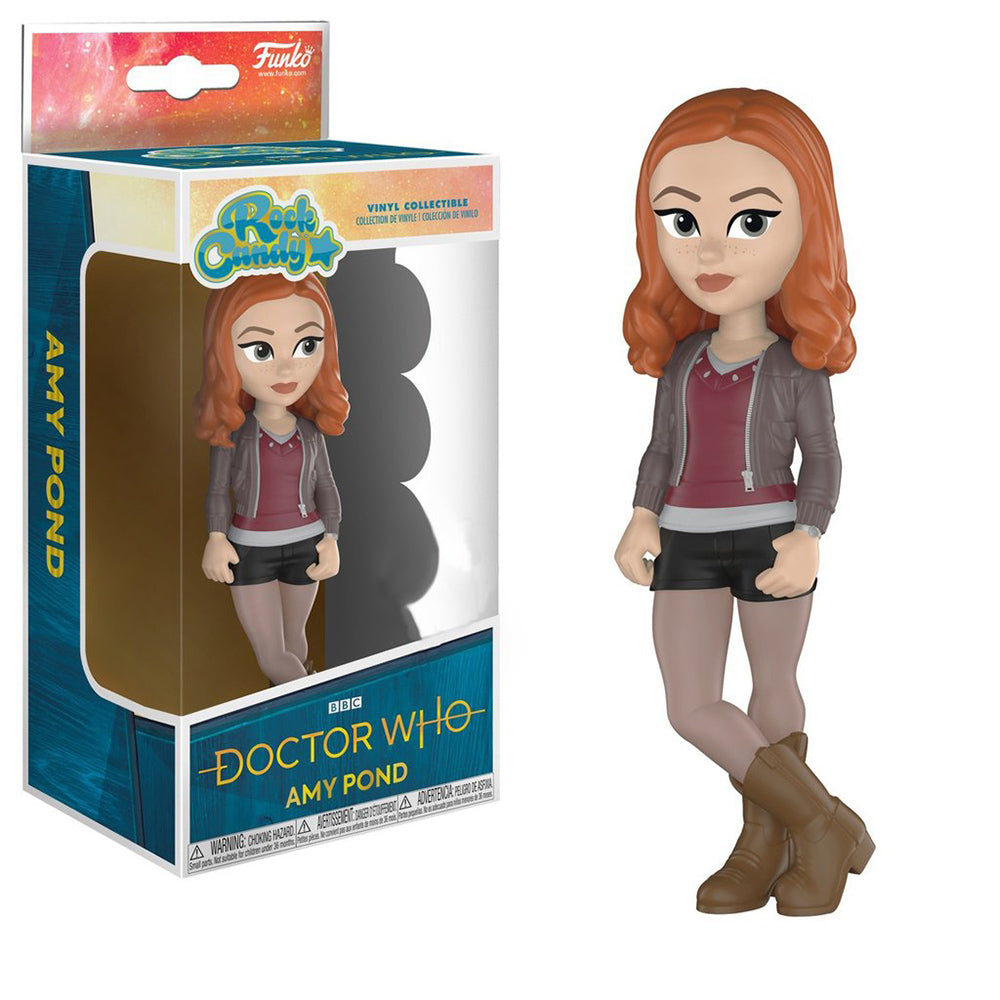 Doctor Who: Funko Rock Candy - Amy Pond