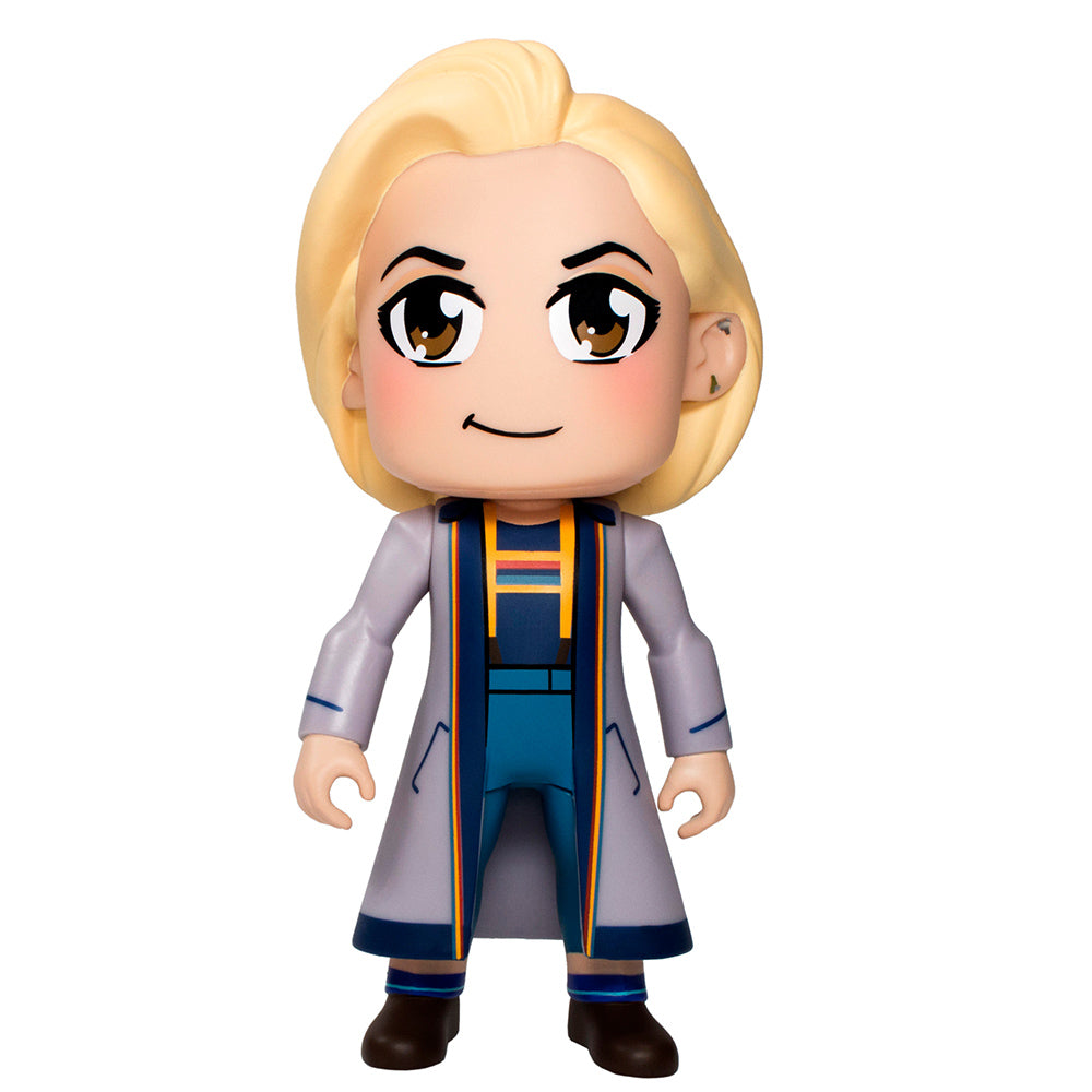 Doctor Who: Thirteenth Doctor Kawaii Titan Figurine