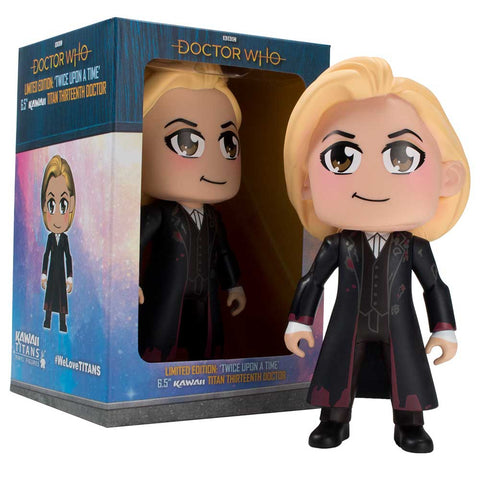 Doctor Who: Thirteenth Doctor 'Twice Upon a Time' Kawaii Figurine
