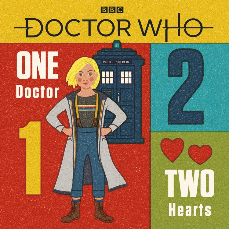 Doctor Who: One Doctor Two Hearts