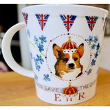 Dunoon English Corgi Mug
