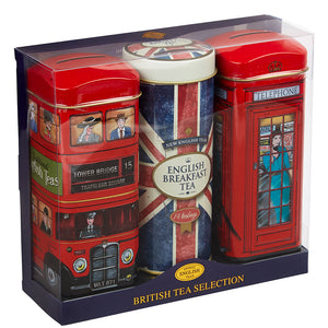 English Teas and London Tea Tins