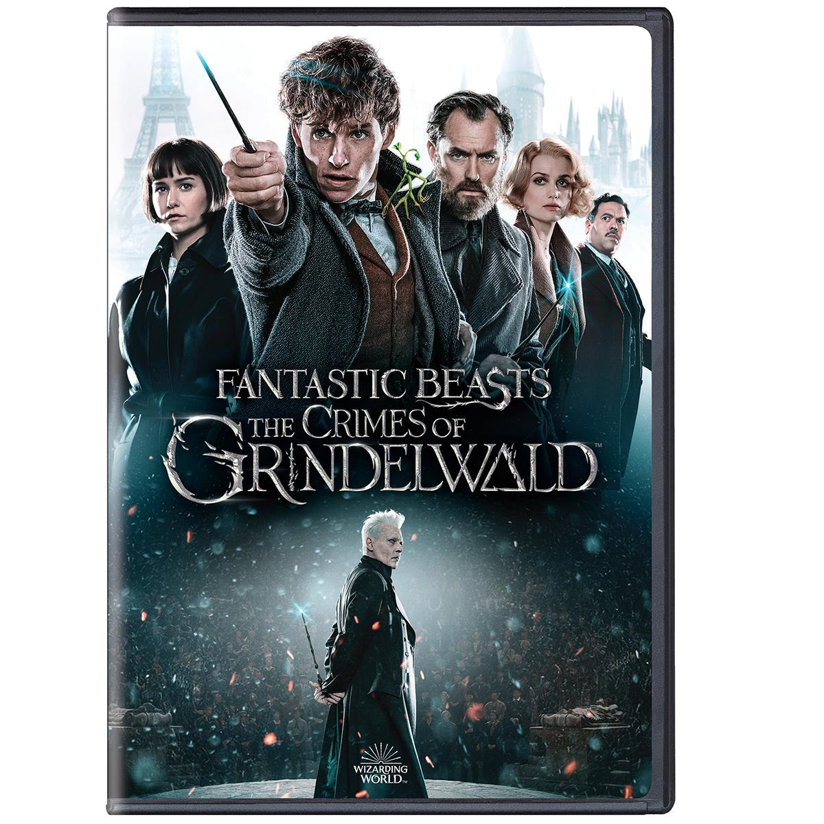 Fantastic Beasts: The Crimes of Grindelwald (Special Edition) (DVD)