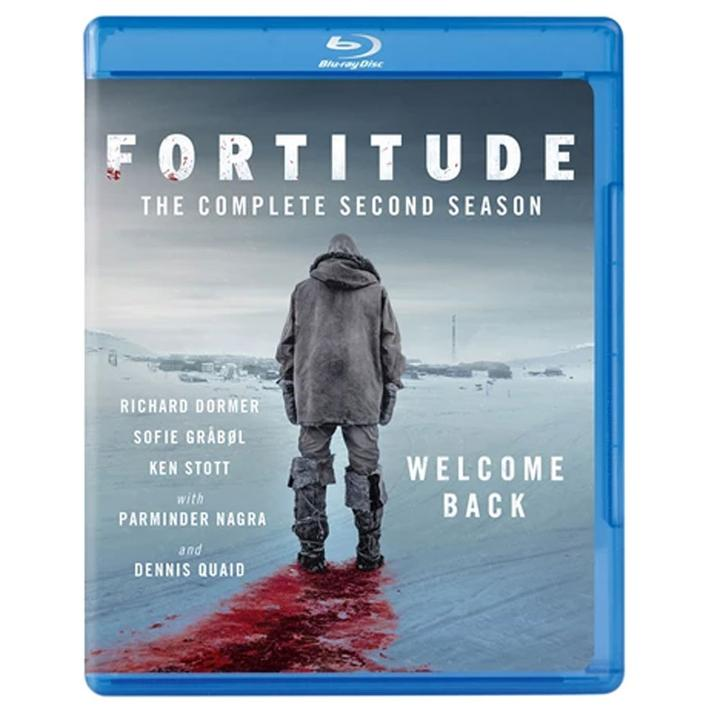 Fortitude: Season 2 (Blu-ray)