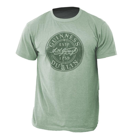 Guinness Bottle Cap T-Shirt