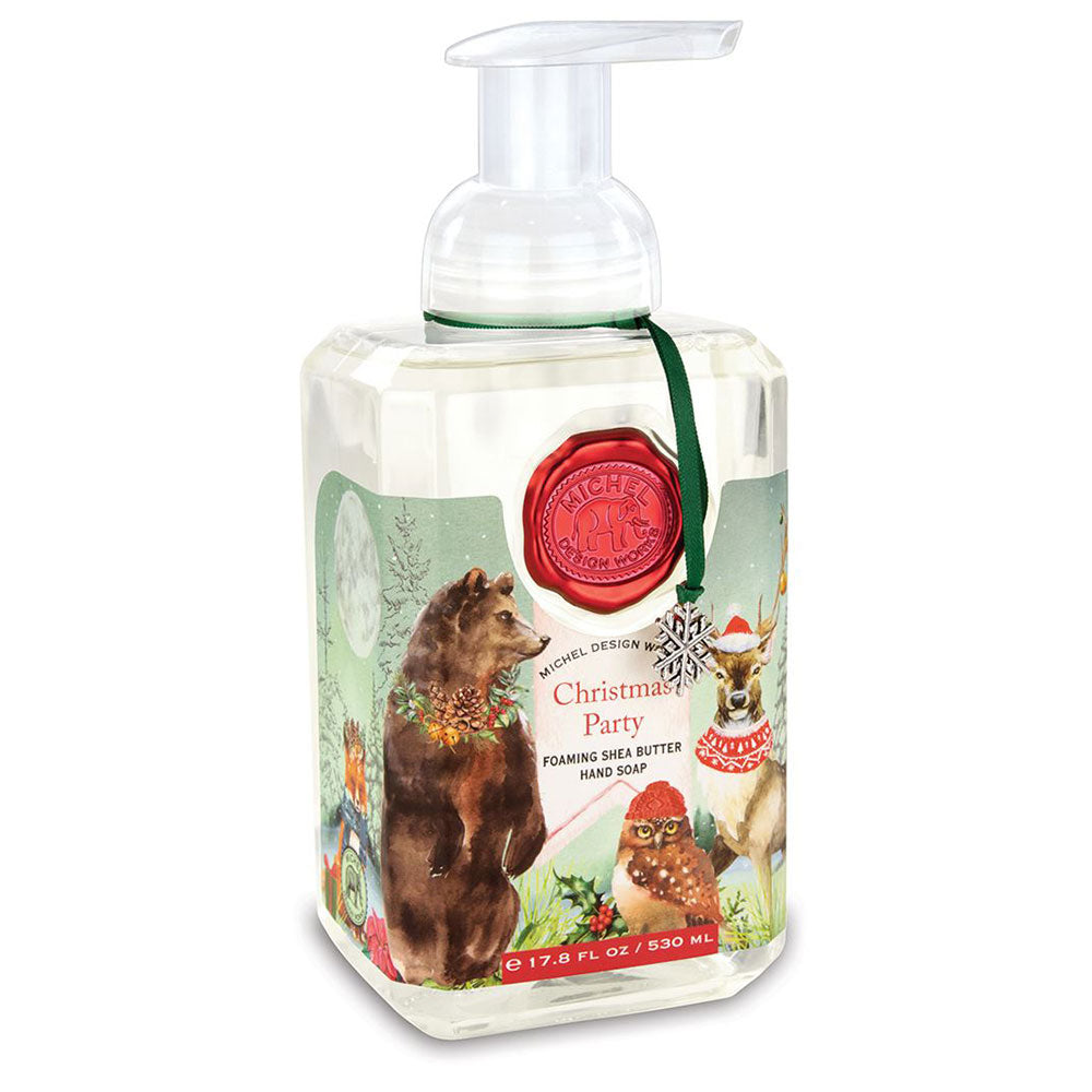 Holiday Party Foaming Hand Soap