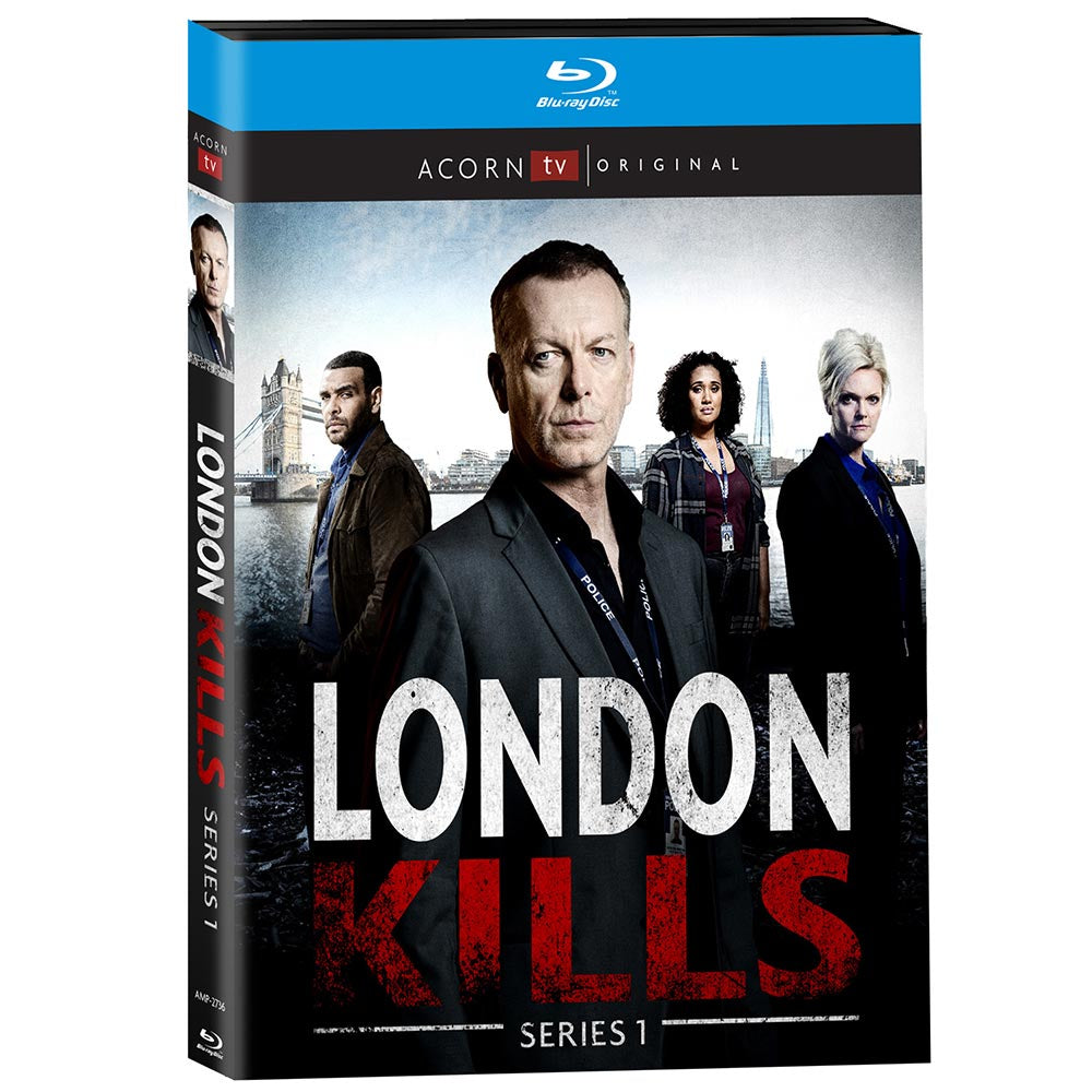London Kills: Series 1 (Blu-ray)