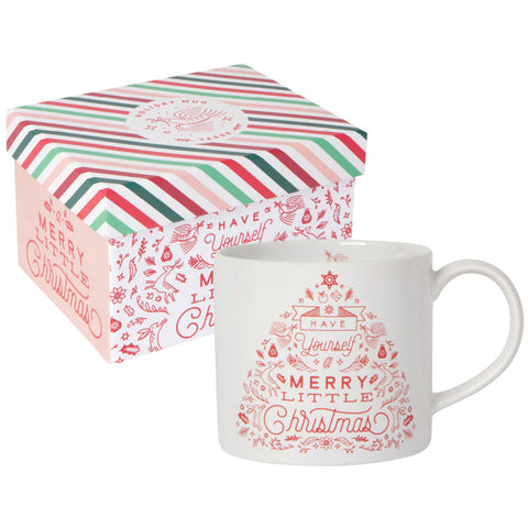 Merry Little Christmas Mug-in-a-Box