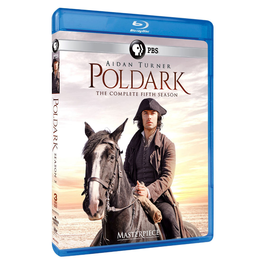 Poldark: Season 5 (Blu-ray)