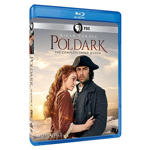 Poldark: Season 3 (Blu-ray)