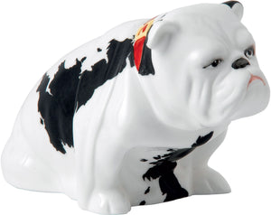Royal Doulton British Isles Bulldog: Patch