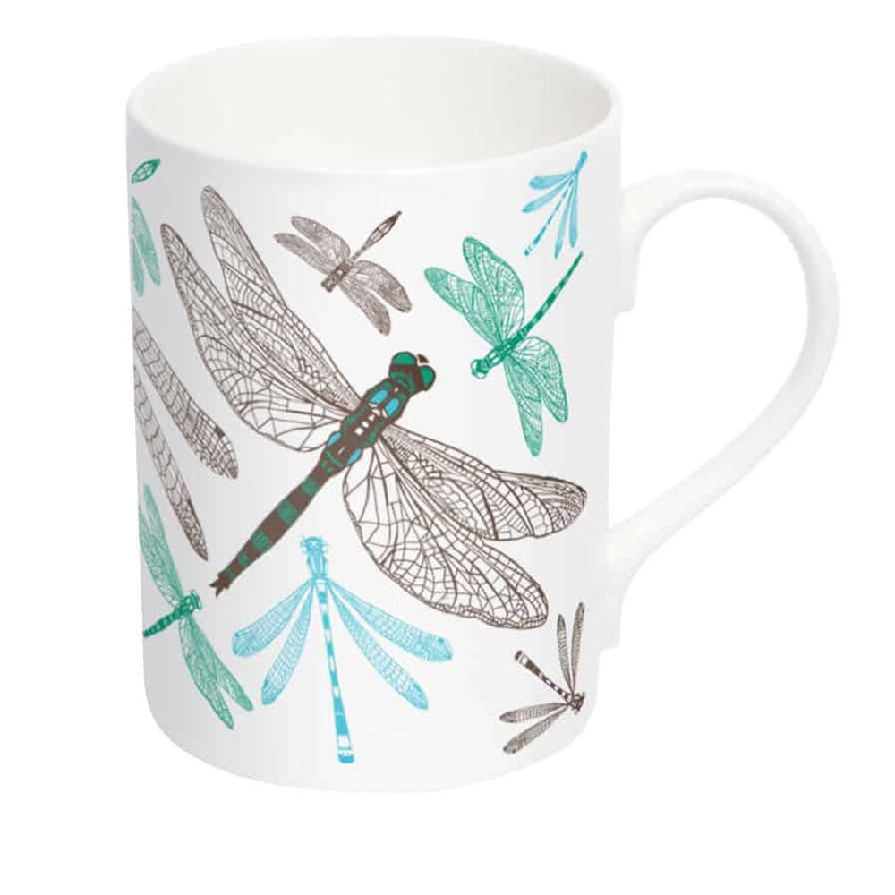 Scottish Dragonfly Mug