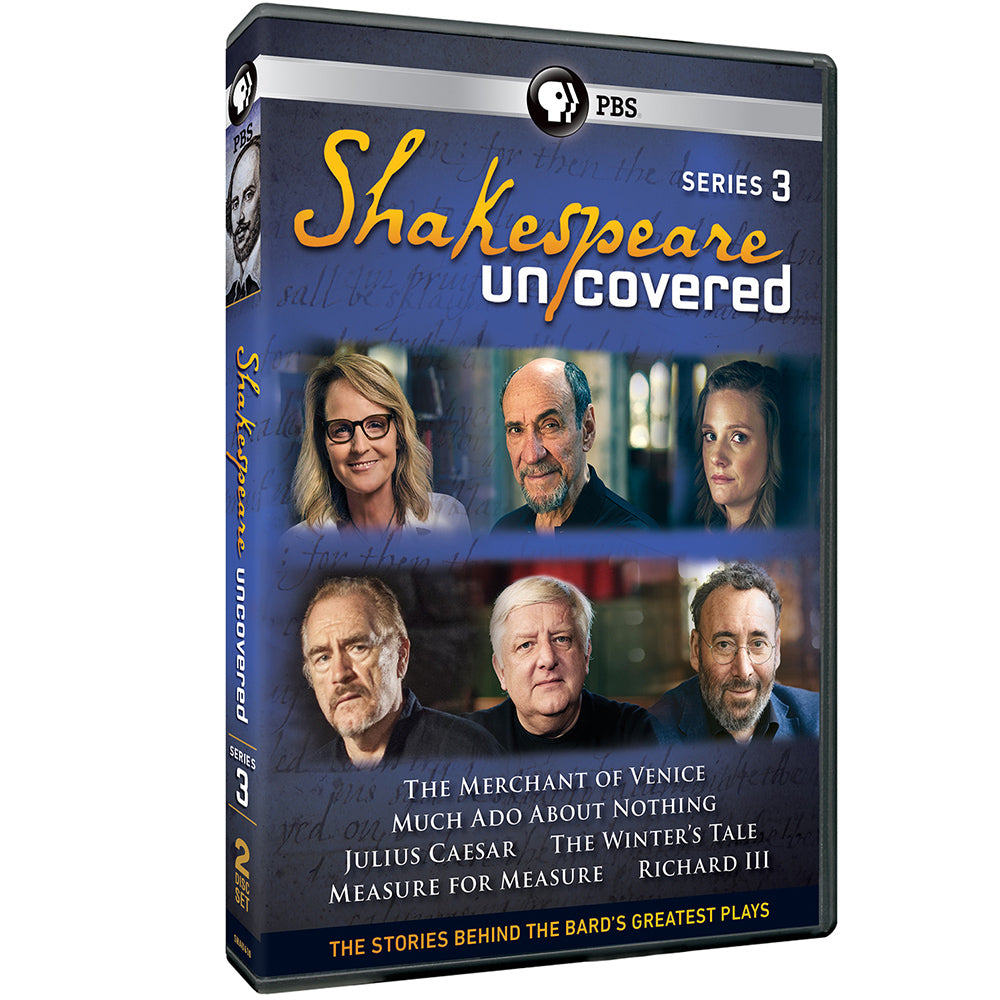 Shakespeare Uncovered: Season 3