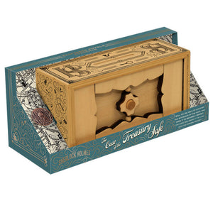 Sherlock Holmes Puzzle: The Case of the Treasury Safe
