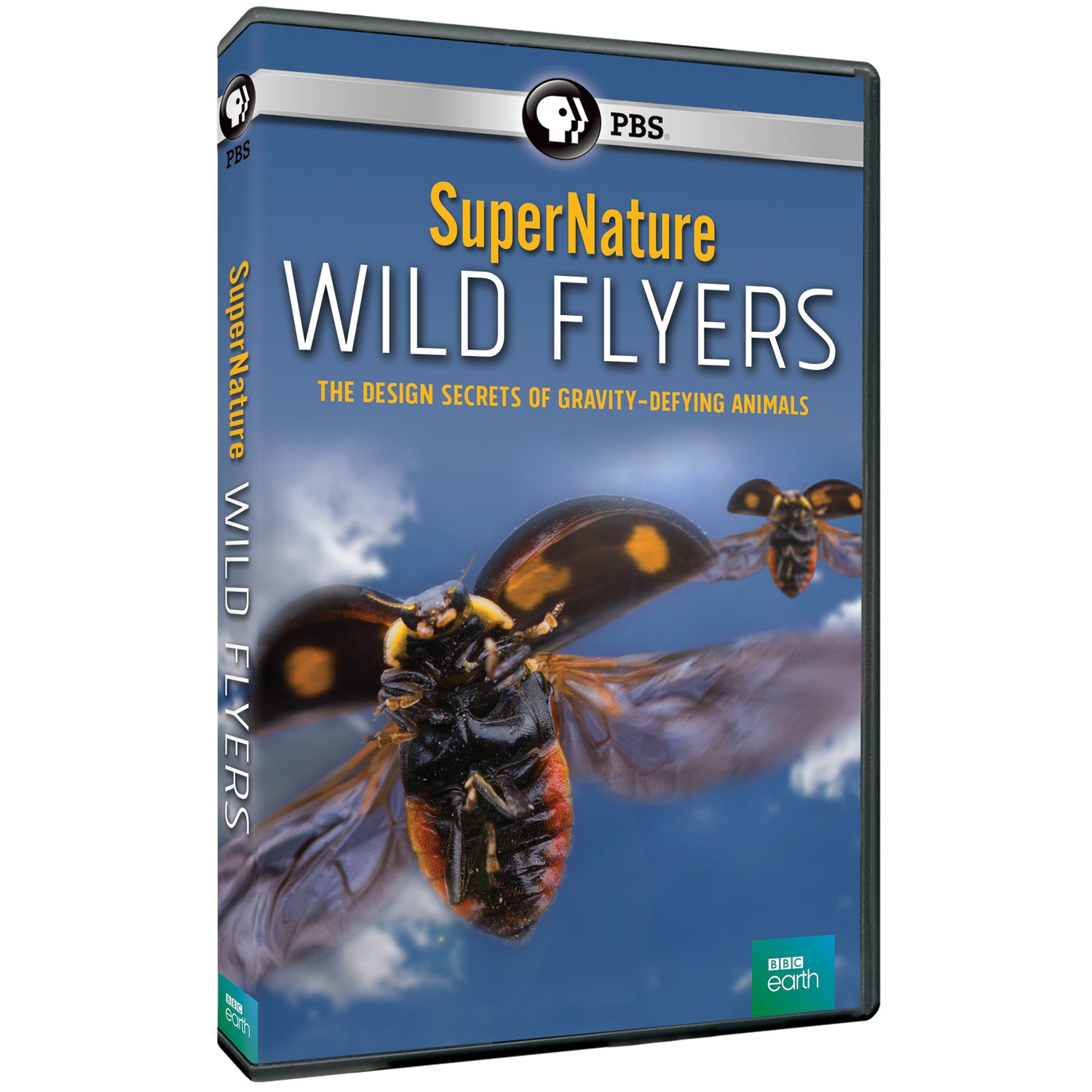 SuperNature - Wild Flyers