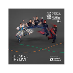 The Royal Edinburgh Military Tattoo 2018 CD