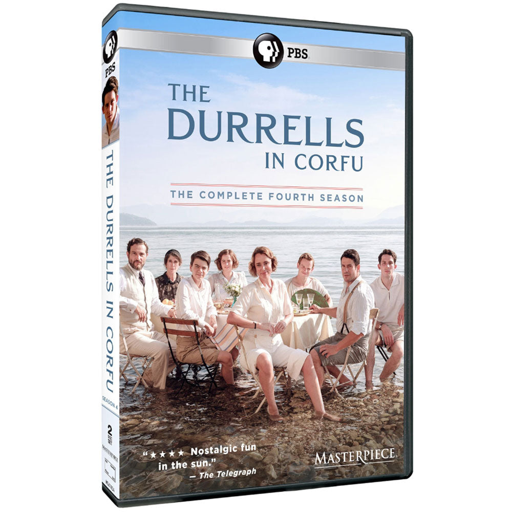 The Durrells in Corfu, Season 4
