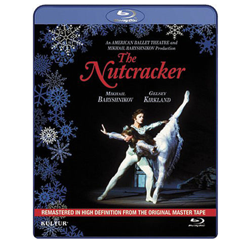 The Nutcracker: Starring Mikhail Baryshnikov (Blu-ray)