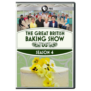 The Great British Baking Show: Season 4