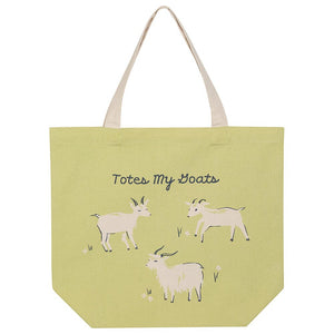 Totes My Goats Tote Bag