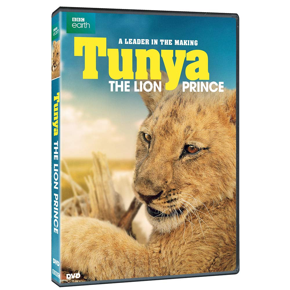 Tunya: The Lion Prince