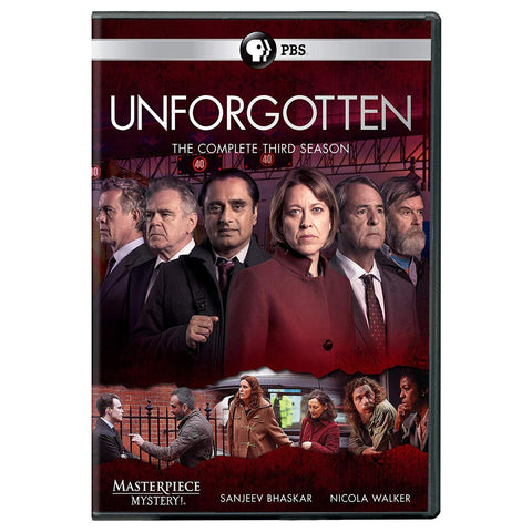 Unforgotten: Season 3 (UK Edition)
