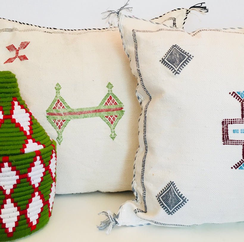 Moroccan 'Sabra' Cushion Covers